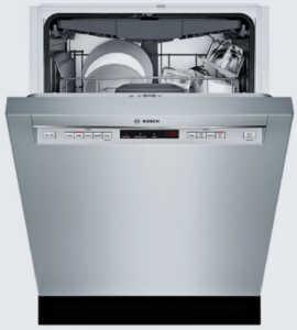 Bosch 300 Series SHEM63W55N Review