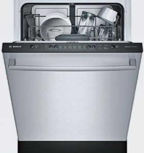Bosch Ascenta SHX3AR75UC Dishwasher Review