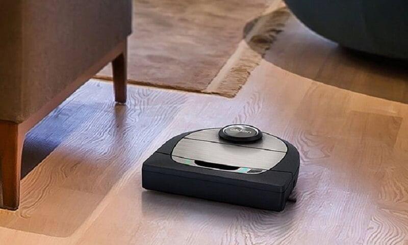 Robot Vacuum Under Stuff