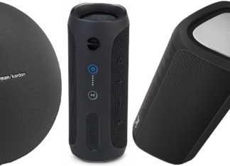 Best Bluetooth Speaker Models
