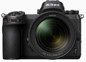 Nikon Z7 FX Format Mirrorless Camera