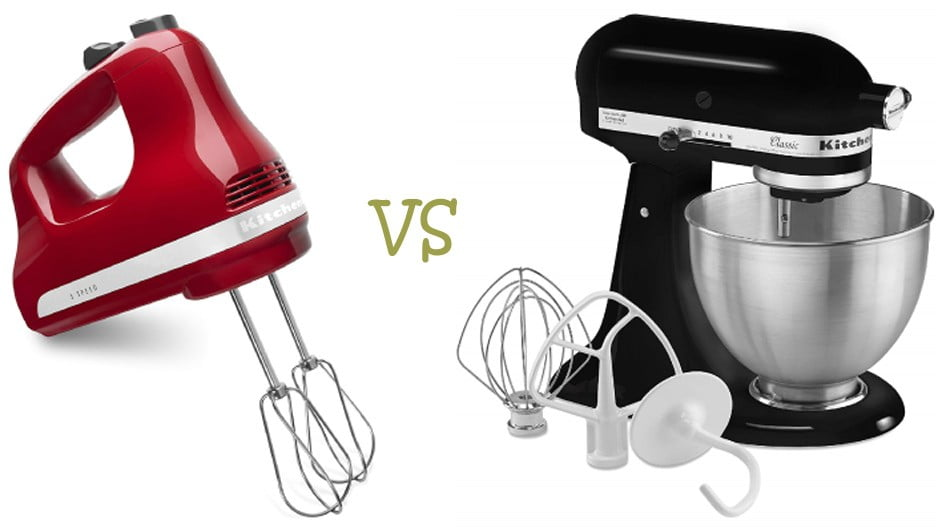 Hand Mixer vs Stand Mixer | Both Worth the Money? 1