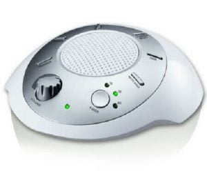 HoMedics SoundSpa White Noise Sound Machine