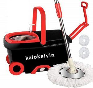 Kalokelvin 360 Spin Mop Bucket