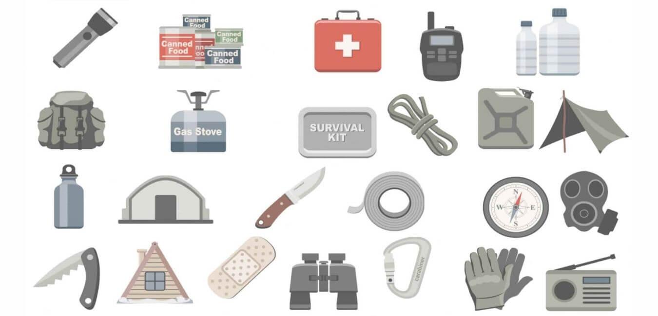 Comprehensive List of Survival Gear